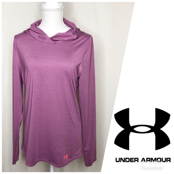 7cf114aade ⬇️$30 Under Armour Women's ISO-Chill Dayz Hoodie M
